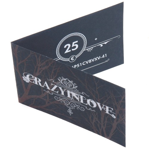 25€ Gift Card
