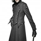 Jacket with Buttons for Men