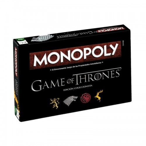 Game of Thrones Monopoly - Spanish