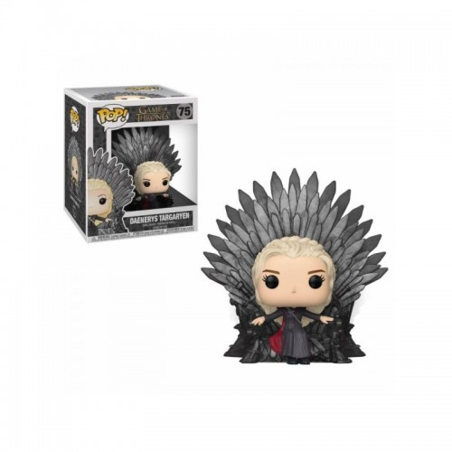 POP! VINYL GAME OF THRONES - DAENERYS TARGARYEN - 75
